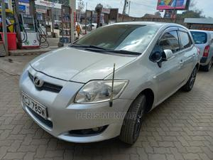 Toyota Auris 2010 Silver   Cars for sale in Nairobi, Ridgeways