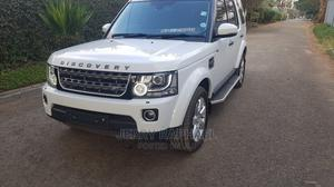 Land Rover Discovery 2014 White   Cars for sale in Nairobi, Kilimani