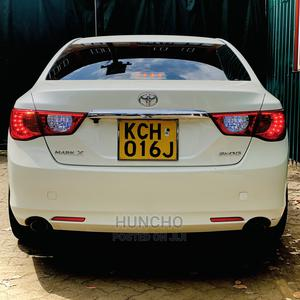 Toyota Mark X 2010 White | Cars for sale in Nairobi, Nairobi Central