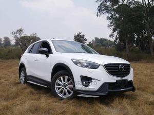 Mazda CX-5 2015 White   Cars for sale in Nairobi, Runda