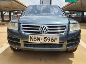 Volkswagen Touareg 2006 Gray   Cars for sale in Nairobi, Thome