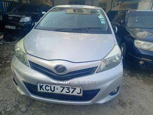 Toyota Vitz 2011 1.3 AWD 5dr Silver   Cars for sale in Mombasa, Ganjoni