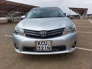 Toyota Axio 2013 Silver   Cars for sale in Nairobi, Kasarani