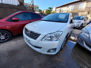 Toyota Premio 2015 White   Cars for sale in Mombasa, Mombasa CBD