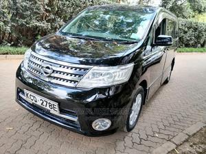 Nissan Serena 2010 Black   Cars for sale in Nairobi, Parklands/Highridge