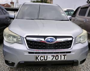 Subaru Forester 2012 Gray   Cars for sale in Mombasa, Mombasa CBD
