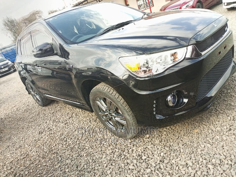 Mitsubishi RVR 2014 Black   Cars for sale in Woodley/Kenyatta Golf Course, Nairobi, Kenya