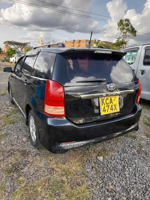 Toyota Wish 2007 Black   Cars for sale in Nairobi, Umoja
