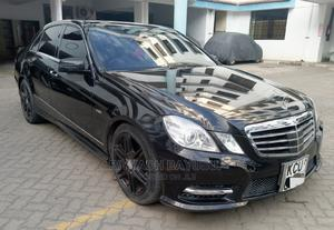 Mercedes-Benz E250 2012 Black | Cars for sale in Mombasa, Tudor
