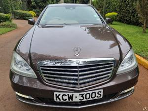 Mercedes-Benz S-Class 2012 Brown | Cars for sale in Nairobi, Nairobi Central