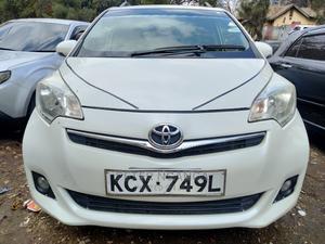 Toyota Ractis 2012 White | Cars for sale in Nairobi, Nairobi Central