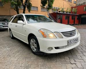 Toyota Mark II Blit 2007 White   Cars for sale in Nairobi, Ridgeways