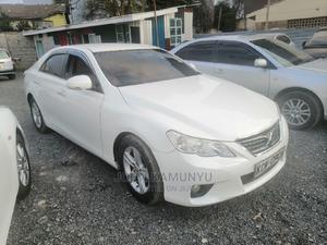 Toyota Mark X 2012 2.5 AWD White   Cars for sale in Nairobi, Parklands/Highridge