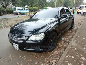 Toyota Mark X 2005 Black   Cars for sale in Nairobi, Ngara