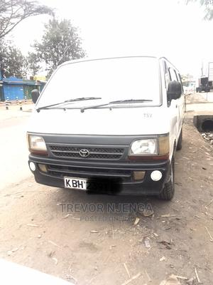Toyota Hiace 2004 White | Buses & Microbuses for sale in Nairobi, Nairobi Central