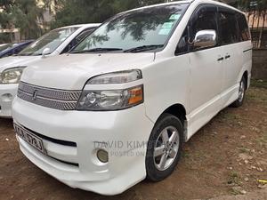 Toyota Voxy 2007 White | Cars for sale in Nairobi, Pangani