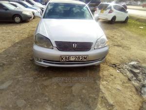 Toyota Mark II 2001 Silver   Cars for sale in Nairobi, Umoja