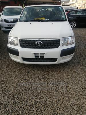 Toyota Succeed 2014 White   Cars for sale in Nairobi, Runda