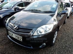 Toyota Auris 2010 Gray   Cars for sale in Uasin Gishu, Eldoret CBD