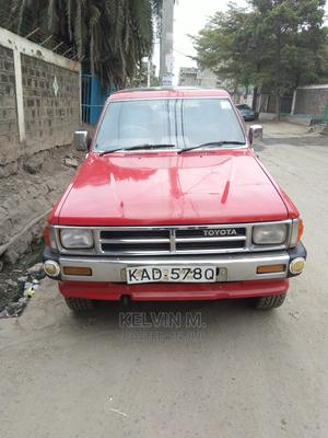 Toyota Hilux Surf 1986 Red | Cars for sale in Nairobi, Nairobi Central