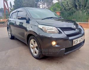 Toyota IST 2008 Black   Cars for sale in Nairobi, Nairobi Central
