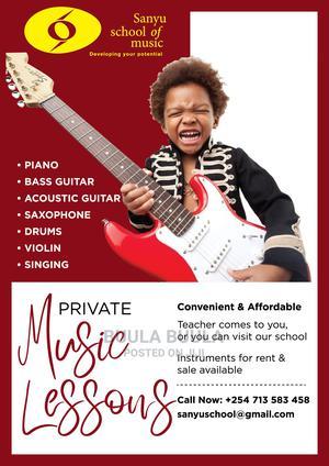 Music Lessons   Classes & Courses for sale in Nairobi, Karen