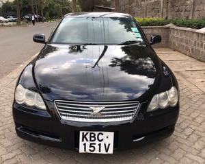 Toyota Mark X 2004 Black   Cars for sale in Nairobi, Nairobi Central