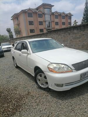 Toyota Mark II 2004 White   Cars for sale in Nairobi, Nairobi Central