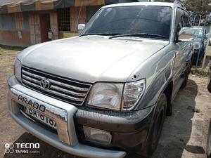 Toyota Land Cruiser Prado 2003 Silver | Cars for sale in Kajiado, Ongata Rongai