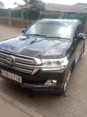 Toyota Land Cruiser 2008 4.5 V8 VXR Black | Cars for sale in Nairobi, Karen