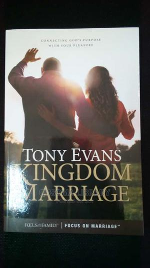 Kingdom Marriage - Tony Evans | Books & Games for sale in Kajiado, Kitengela