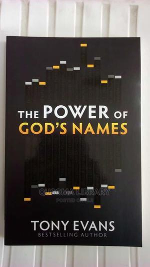 The Power of God's Names - Tony Evans | Books & Games for sale in Kajiado, Kitengela