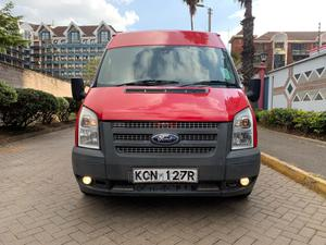 Ford Transit 2011 Red | Buses & Microbuses for sale in Nairobi, Upperhill