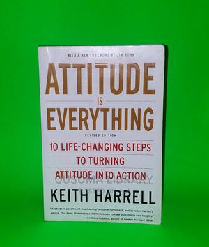 Attitude Is Everything - Keith Harrell | Books & Games for sale in Kajiado, Kitengela