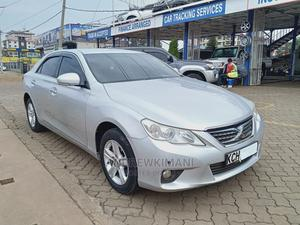 Toyota Mark X 2010 Silver | Cars for sale in Nairobi, Roysambu