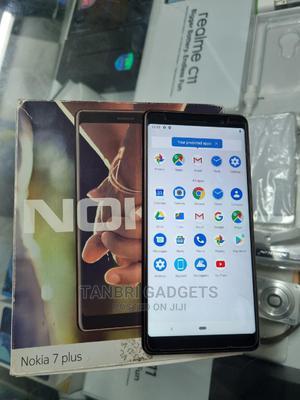 Nokia 7 Plus 64 GB Black   Mobile Phones for sale in Nairobi, Nairobi Central
