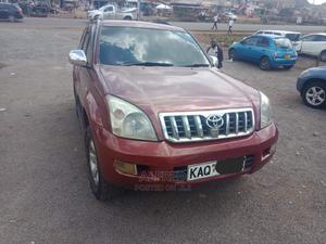 Toyota Land Cruiser Prado 2003 Burgandy | Cars for sale in Nairobi, Langata