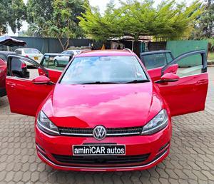 Volkswagen Golf 2014 Red | Cars for sale in Nairobi, Kilimani