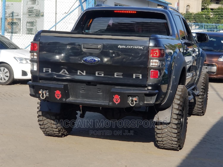 Ford Ranger 2015 Black | Cars for sale in Mvita, Mombasa, Kenya