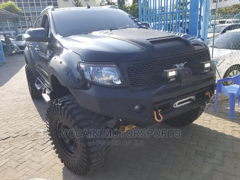 Ford Ranger 2015 Black