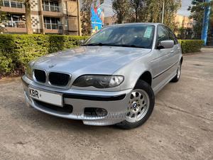 BMW 318i 2004 Silver | Cars for sale in Nairobi, Kilimani