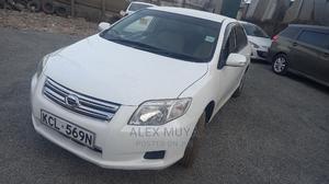 Toyota Axio 2009 White | Cars for sale in Nairobi, Komarock