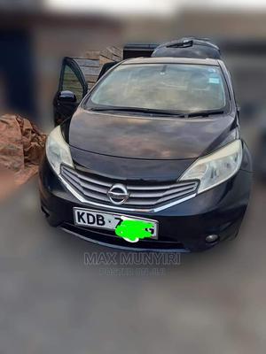 Nissan Note 2014 Black   Cars for sale in Nakuru, Nakuru Town East