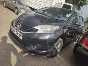 Nissan Note 2014 Black   Cars for sale in Nairobi, Runda