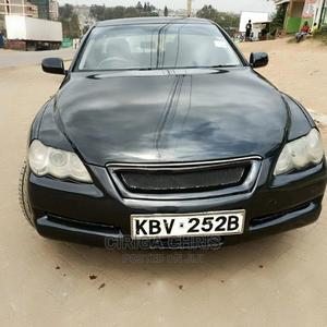 Toyota Mark X 2006 Black | Cars for sale in Nairobi, Ridgeways