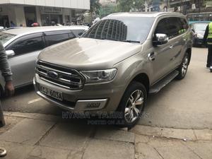 Ford Everest 2016 Beige | Cars for sale in Nairobi, Nairobi Central