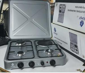 Nunix 4 Burner Electric Cooker   Kitchen Appliances for sale in Nairobi, Nairobi Central