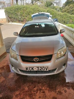 Toyota Fielder 2010 Silver | Cars for sale in Mombasa, Nyali