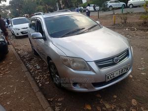 Toyota Fielder 2010 Silver | Cars for sale in Nairobi, Ngara
