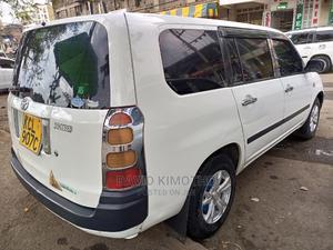 Toyota Succeed 2010 White | Cars for sale in Nairobi, Pangani